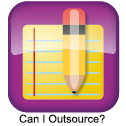 Can I Outsource?